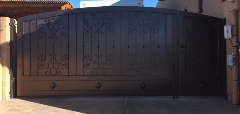 Designer Series Gates Action Security Iron